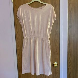 🌺H&M light pink dress size Large🌺
